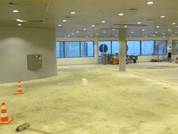 Start realisatie versterkte cementdekvloeren met vloerverwarming en PU gietvloeren HAS Venlo