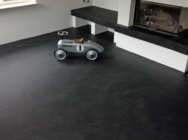 Betoon Look Vloer : Vloeren fotos berkers vloeren cementdekvloeren gietvloeren en